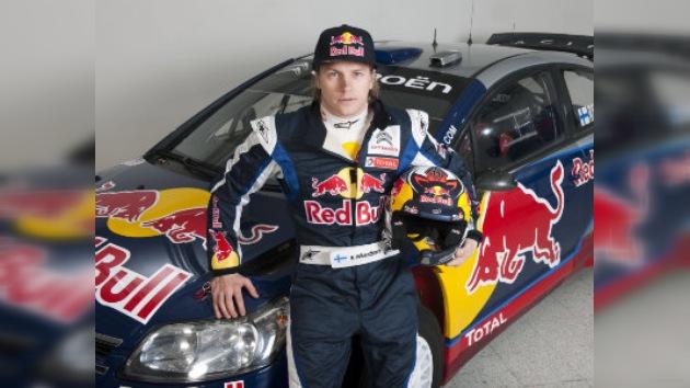 El campeón de Fórmula-1 Raikkonen y Red Bull acuerdan firmar un contrato