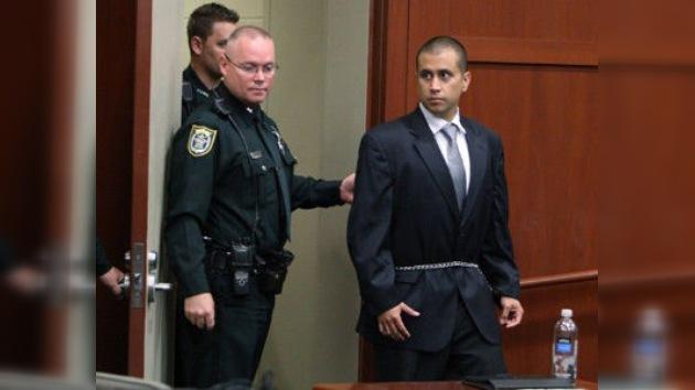 El vigilante que mató a Trayvon Martin podrá ser liberado bajo fianza