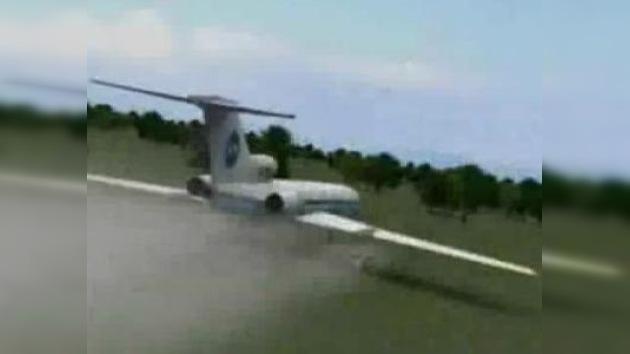 Llegan a Moscú los pilotos que salvaron la vida de 81 pasajeros