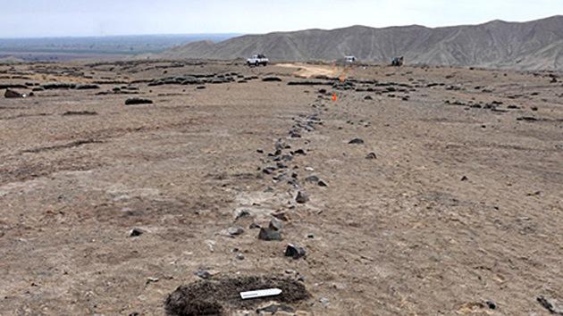 Perú: Hallan geoglifos 300 años más antiguos que las líneas de Nazca