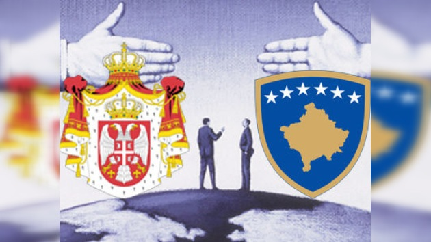 Serbia y Kosovo inician sus primeras conversaciones directas