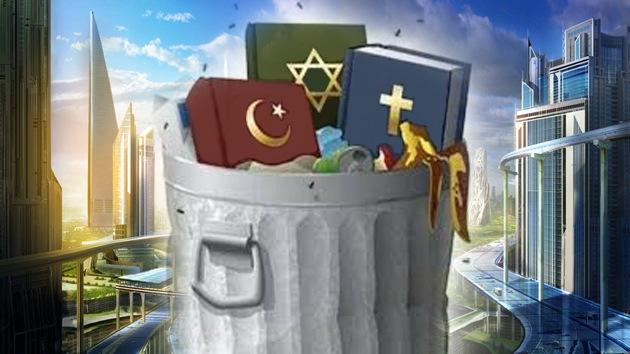 Un estudio asegura que para el 2041 el ateísmo reemplazará a todas las religiones