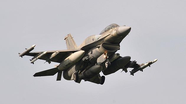 Un F-16 intercepta una avioneta que sobrevolaba el lugar donde estaba Obama