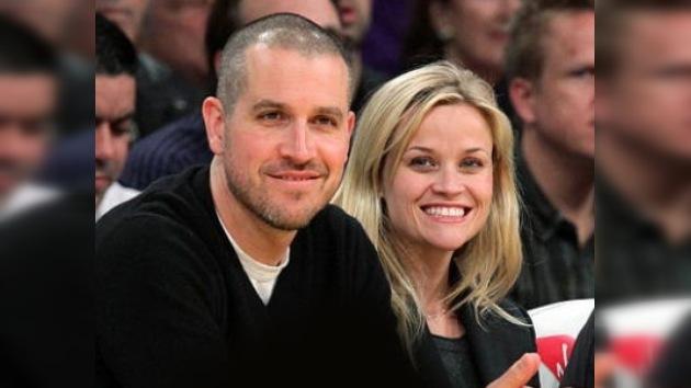 Reese Witherspoon contrae matrimonio por sorpresa