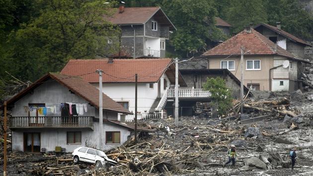 Djokovic: CNN y BBC ignoran las inundaciones en los Balcanes