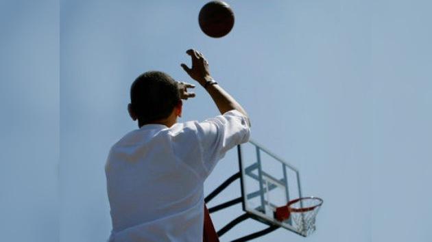 La NBA 'pasa por el aro' de Obama