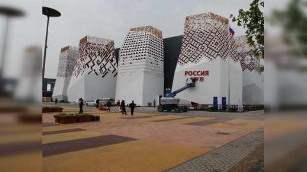Rusia se luce en la Expo Shanghai