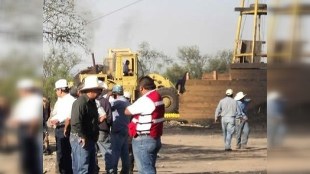 Mueren al menos 4 mineros de los 14 atrapados en México