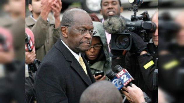 El aspirante republicano Cain niega las acusaciones de acoso sexual