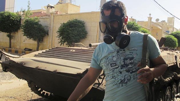 """La ONU sobre el uso de armas químicas en Siria a RT: """"No podemos afirmar nada"""""""