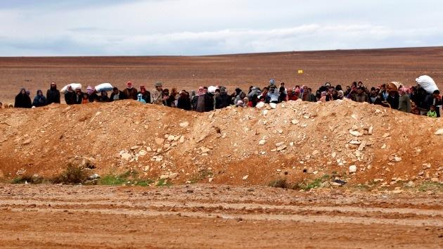 """""""Las agencias lo reportaron"""": Marwan, el niño sirio que NO cruzó solo el desierto"""