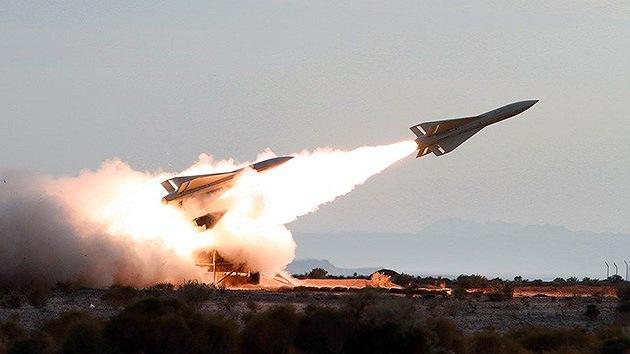 Irán organiza maniobras de defensa aérea a gran escala