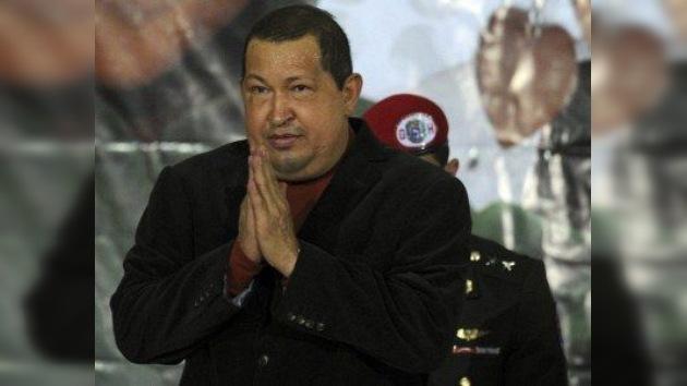 Chávez afirma que si es reelegido la pobreza desaparecerá de Venezuela