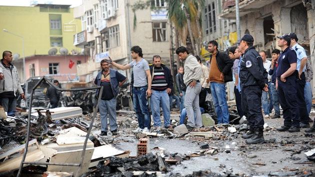 Al menos ocho personas han muerto por un ataque con obuses en Damasco