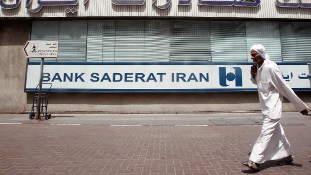 Un tribunal europeo obliga a levantar las sanciones del banco iraní Saderat