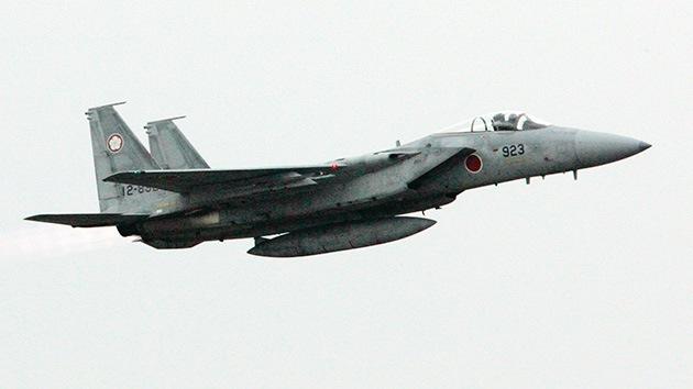 Japón probará su primer caza furtivo en 2015
