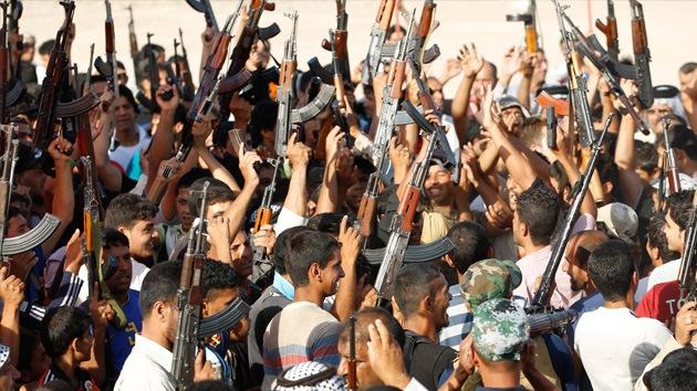 Fotos: Radicales islamistas afirman haber ejecutado a 1.700 soldados iraquíes