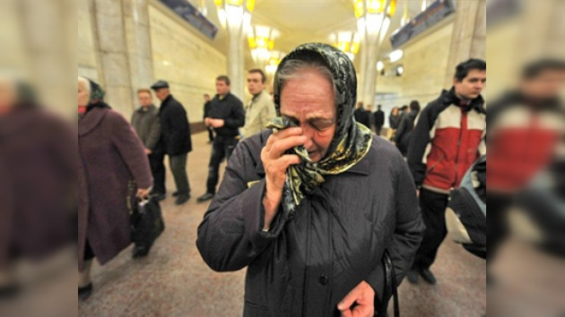 Los bielorrusos nunca olvidarán el sangriento lunes en el metro