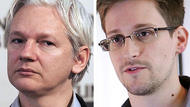 Assange insinúa que WikiLeaks podría publicar nuevas revelaciones de Snowden