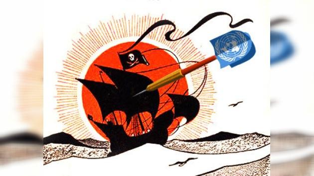 La ONU contra la piratería marítima