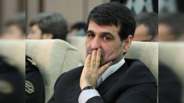 Detienen en Irán a un político pro Ahmadineyad tras renunciar a un cargo en la Cancillería
