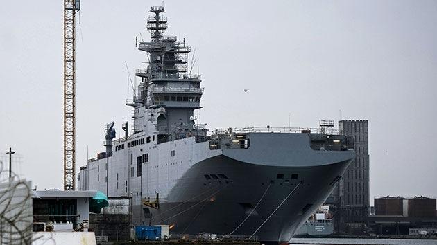 """Primer ministro francés: """"Es pronto para hablar de fracaso en el caso de los Mistral"""""""