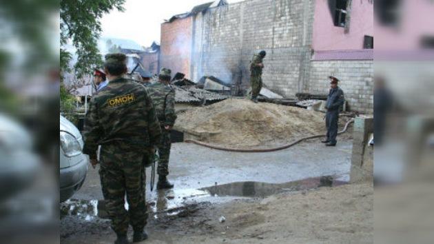 Fuerzas de seguridad rusas previenen atentados en Chechenia