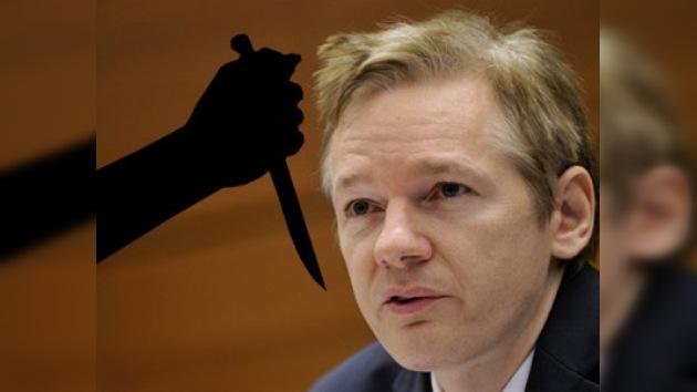 Matar a Assange por el bien de la seguridad mundial