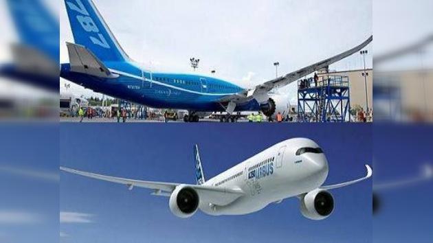 Termina la supremacía de Boeing y Airbus