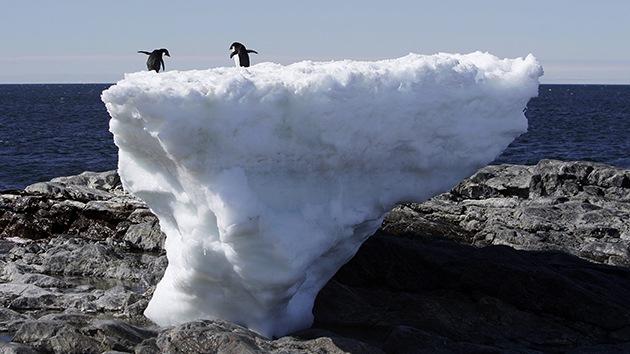¿Cómo afecta el deshielo de la Antártida a la gravedad de la Tierra?