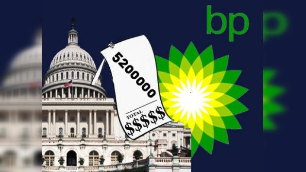 """Washington: """"BP estafó a los indígenas de Ute"""""""