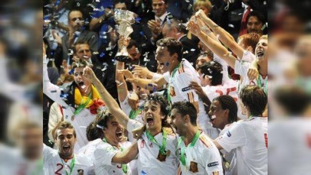 España se corona como la mejor en la Eurocopa Sub-19