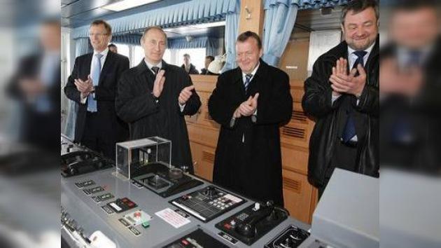 Rusia inaugura la primera línea oceánica de transporte a América Latina