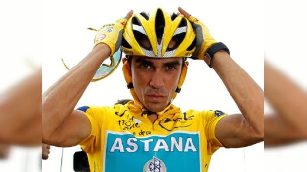 Alberto Contador da positivo en pruebas antidopaje del Tour de Francia