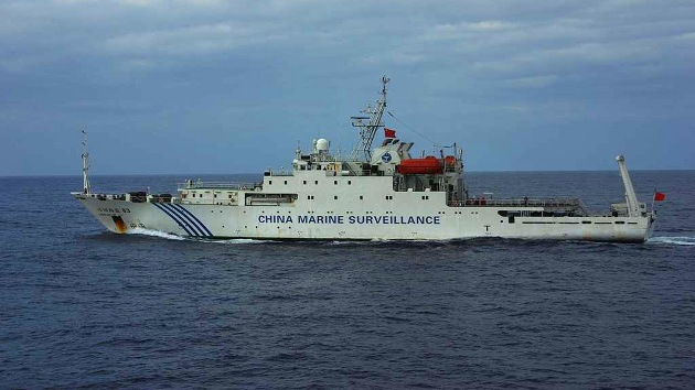 """Japón tilda de amenaza militar """"el incidente del radar"""" apuntado por barco chino"""