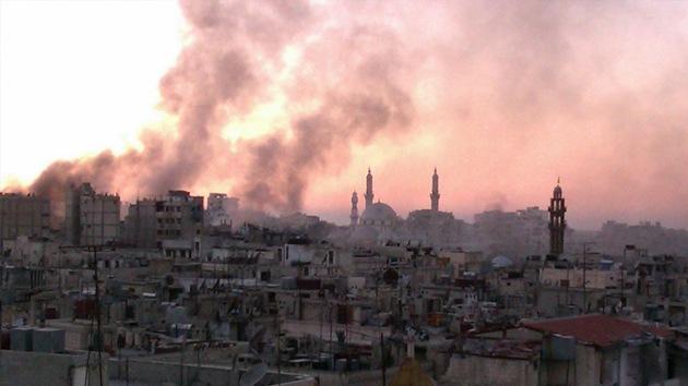 """""""La intervención de EE.UU. en Siria conllevará un genocidio étnico y religioso"""""""