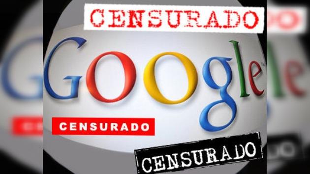 """Google comienza a censurar los términos """"relacionados con la piratería"""""""