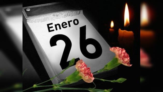 El presidente declaró el 26 de enero día de luto