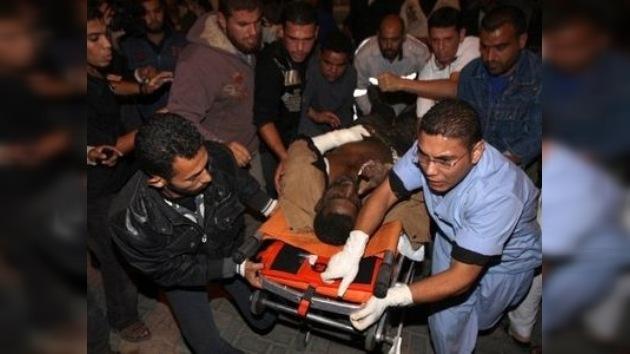Israel niega el cese del fuego con los movimientos palestinos