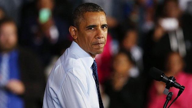 '¡Presidente Obama, derribe este muro de miedo!'