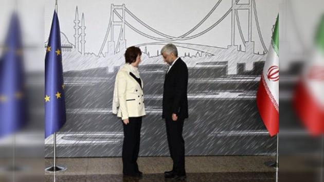 """La UE califica de """"constructivo y útil"""" el encuentro sobre el programa nuclear iraní"""