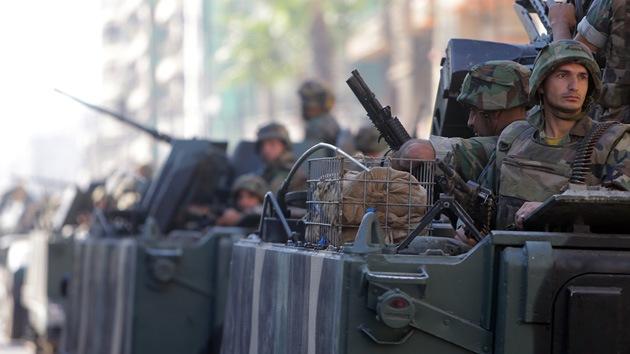 ¿Amenaza a Israel? Riad designa 3.000 millones de dólares para el Ejército del Líbano