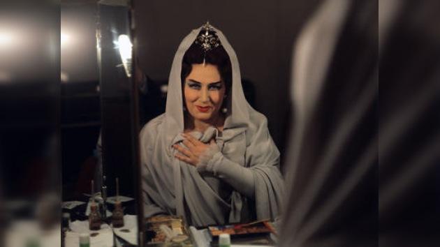 Falleció la zarina de la opera rusa