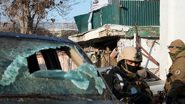 Un ruso es víctima de un atentado en Kabul entre otros empleados de la ONU