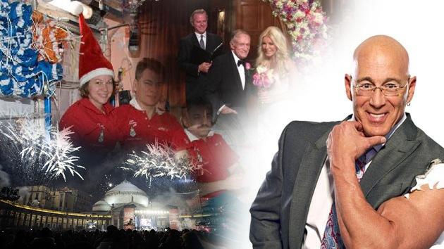 Lapsus, curiosidades y tragedias de la Nochevieja 2012 alrededor del globo