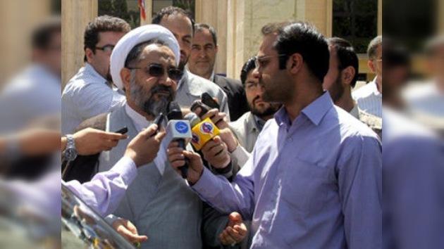 Irán anuncia el desmantelamiento de una red de espías estadounidense