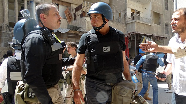 ONU: El análisis de las muestras recopiladas en Siria tardará unas dos semanas