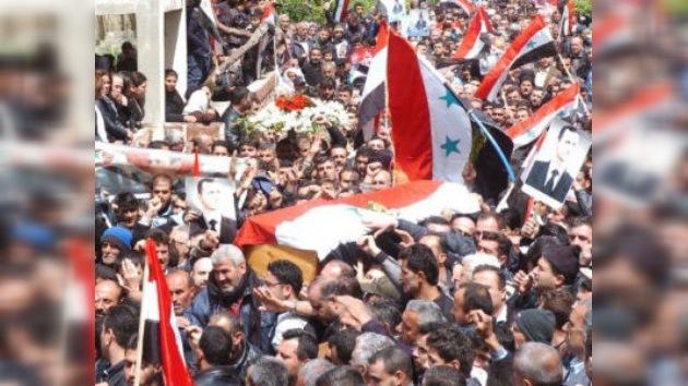EE. UU. analiza aplicar sanciones contra el Gobierno de Siria