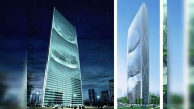 El Pearl River Tower, el rascacielos menos contaminante del mundo