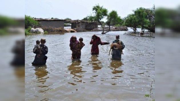 Pakistán pide ayuda a la ONU para los millones de afectados por las lluvias